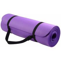 Tapete De Yoga De 1/2 Pulgada Blakhelmet Sp