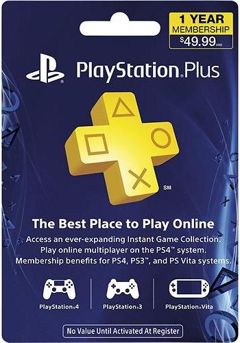 Tarjeta play station plus 3 meses psn ps plus ps3 ps4 psvita en mercadolibre - Psn plus 3 meses ...