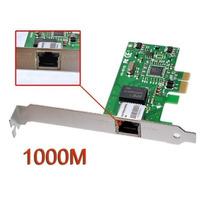 Tarjeta Controladora Gigabit Ethernet Lan Pci-e Express