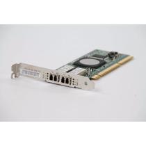 Tarjeta De Fibra Hp 4gb Fiber Channel Dual Port Host Ab379b