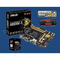Kit De Actualización Asus 12 Núcleos A10 7850k 8gb 2400mhz