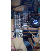 Tarjeta Madre 775 Hp Con Procesador Pentium D