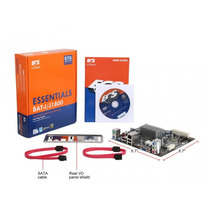 Kit Actualizacion Tarjeta Ecs Bat-i/j1800 + Cpu Intel 5.2ghz