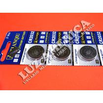 5 Pila Bateria Litio Cr2032 Recuerdos,mother,controles