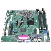 Kit Motherboard Soket 775 / Ddr2 +micro+gabinete De Regalo