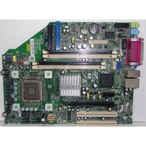 Motherboard Intel Hp, Socket 775, Slot Ddr2 , Sata Y Atx