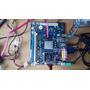 Tarjeta Madre Asrock Pv530 Procesador Integrado Ddr2 Y Ddr3