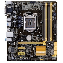Tarjeta Madre Asus B85m-g R2.0 Para Intel Socket 1150 +c+