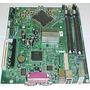 Tarjeta Madre Dell Optiplex Gx 620 Sff/ Lector De Laptop Op4