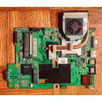 Tarjeta Madre Hp G60 C/procesador C/wifi Envio Gratis