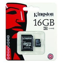 Lote De 5 Memoria Micro Sd 16gb Kingston
