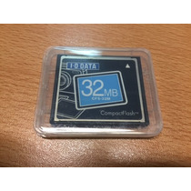 Memoria Compact Flash 32 Mb