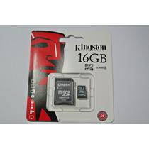 Memoria Micro Sd - 16gb - Class 4 - Kingston