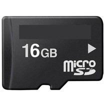 Memoria Micro Sd 16 Gb Celulares Camaras Tablet Gps Ipad