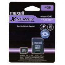 Tarjeta Micro Sd 4 Gb Con Adaptador Para Sd Nuevas Sólo $55
