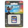 Silicon Power Tarjeta Sd Hc 16gb Clase 10 U1 85mb/s Lectura