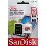Micro Sd Sandisk Ultra 64gb Clase 10 80mbs Nueva Version!