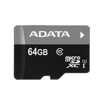 Memoria Micro Secure Digital 64gb Adata Uhs-i U1 +c+