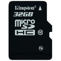 Memoria Flash Kingston Microsd 32 Gb