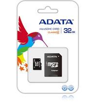 Memoria Para Tablet Smartphone Micro Sd 32 Gb Nueva Sellada