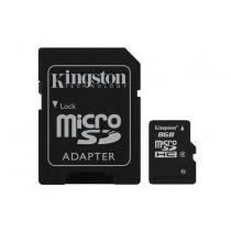 Memoria Kingston 8 Gb Microsd Con Adaptador Precio Mayoreo
