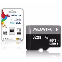 Memoria Adata Premier Micro Sd 32gb Clase 10 Uhs-i
