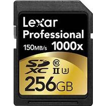 Lexar Professional 1000x 256 Gb Sdxc Uhs-ii / Tarjeta U3 (ha