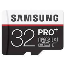 Samsung Pro Plus De 32 Gb Tarjeta De Memoria Microsdhc --- 9