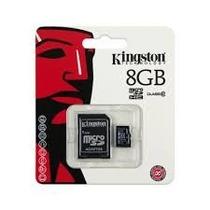 Lote De 20 Memoria Micro Sd 8gb Kingston