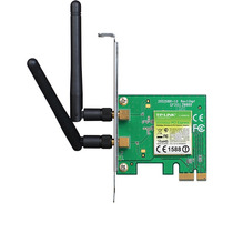 Tp-link, Adaptador Pci Express Inalámbrico N300, Tl-wn881nd