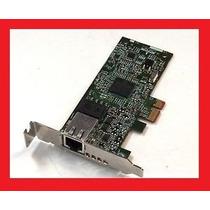 Tarjeta De Red Dell Pcixpress Card 10/100/1000 Genuinas Sff