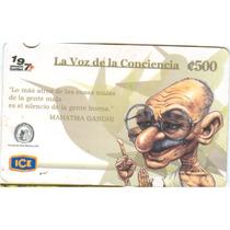 Tarj Costa Rica Mahatma Gandhi Lo Mas Atroz De Las Cosas Ma