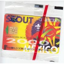Tarjeta De Telefono, Del World Moot Mondial Mondial 2000