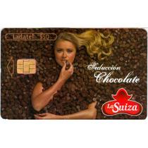Tarj Seduccion Chocolate La Suiza