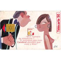Tarj Francia Canderel. Su Numero De Telefono.... Y Porque No