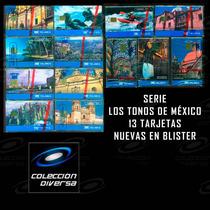 * Serie Tonos De México Blister Original