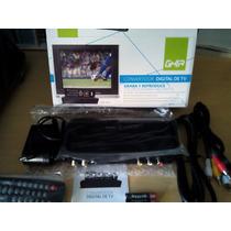 Ghia Sintonizadores Digitales Para Tv Con Grabacion En Usb