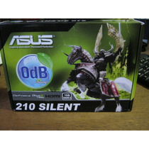 Tarjeta De Video Asus 210 Silent 1 Gb