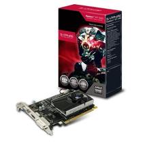 Tarjeta De Video Sapphire Radeon R7 240 2gb Ddr3 Hdmi/dvi-d/