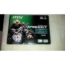 Tarjeta Grafica Msi N9800gt 1gbddr3 Nvidia