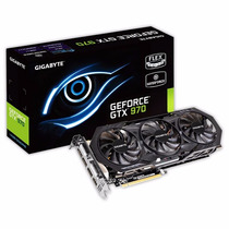 Tarjeta De Video Nvidia Geforce Gtx 970 Gigabyte 4gb Gddr5