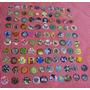 Lote Varios Tazos Stickers Sabritas Aprox. 280 Piezas