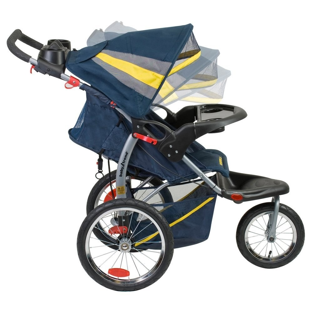 Tb Remolque Baby Trend Expedition Lx Jogger Stroller