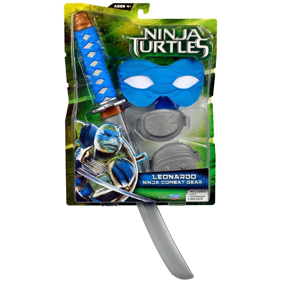 Tc Leonardo Teenage Mutant Ninja Turtles Movie Katana/banda - $ 799.00