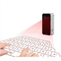 Teclado Y Mouse Virtual/ Bluetooth/ Recargable