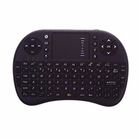 Teclado Qwerty Touch Pad Inalmbrico Smart Tv Pc Laptop Xbox