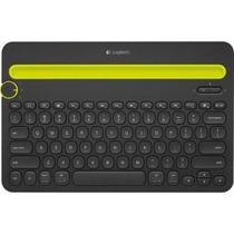 Teclado Cel Y Tablet, Usa 3 Dispositivos A La Vez Bluetooth