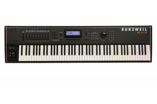 Teclado Kurzweil Pc3 K8