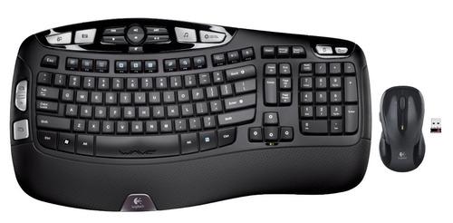 Teclado Y Mouse Inalambrico Logitech Mk550- Envio Gratis!