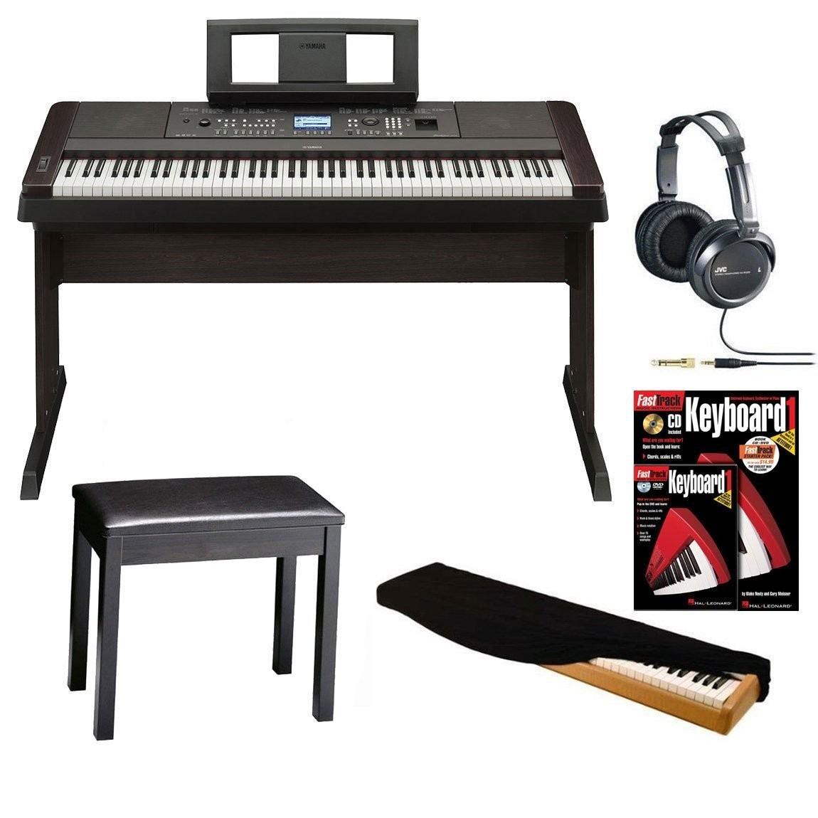 Pin teclado yamaha dgx o clasf on pinterest for Yamaha dgx 630 ypg 635